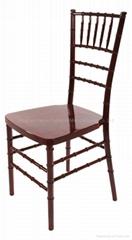 resin chivari chair