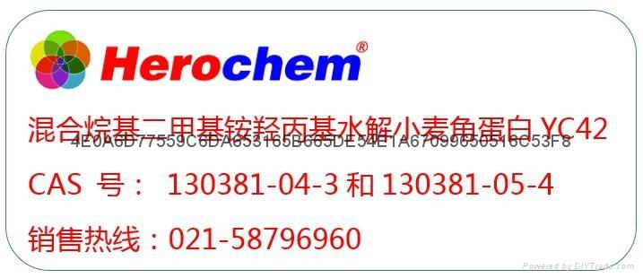 水解小麦角蛋白yc42 1