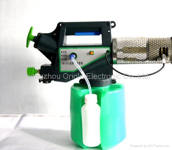 OR-F01 Mosquito Fogger Insect killer Propane Butane fogger Bug fogger Gas fogger 2