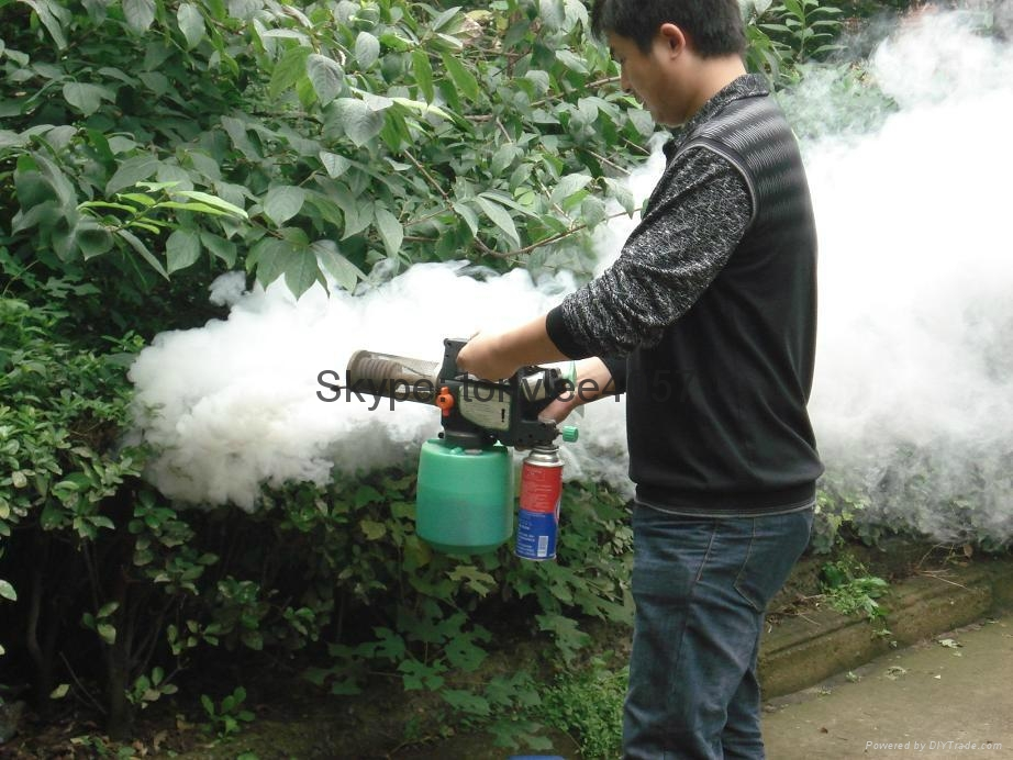 微型烟雾机 5