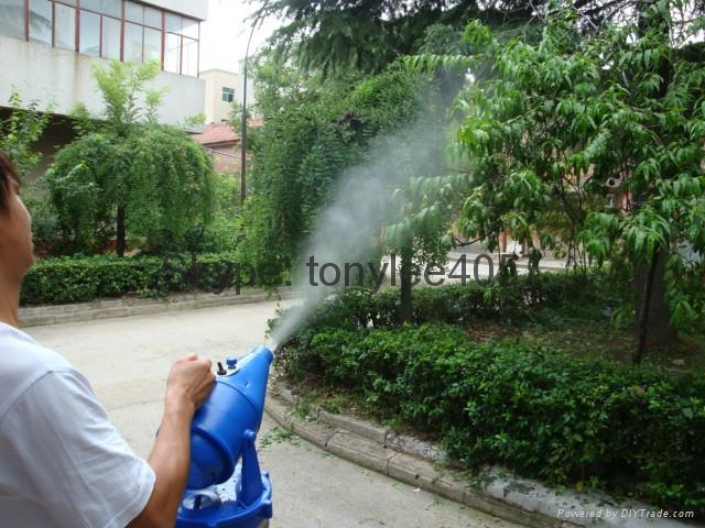OR-DP1 Electric ULV Sprayer Cold Fogger Mist blower Poultry fogger Anti mould  5