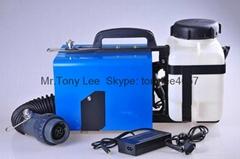 直流可充电锂电池超低容量电动喷雾器 蓄电池喷雾器