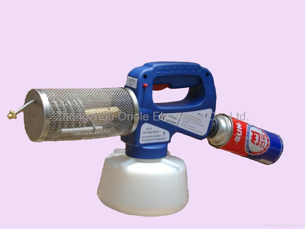 micro fogger machine