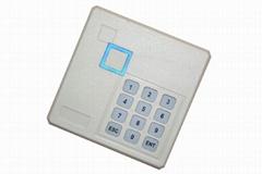 103B PIN Keyboard EM or Mifare RFID Reader.wiegand 26