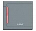 Rfid reader for door access control,optional wiegand 26 or 34 interface