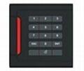 302A RFID PIN keyboard reader