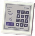 Q2000-C Proximity Card + Password Access Control