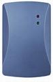 Long range rfid reader,5-30m adjustable distance,active cards with 2pcs battery