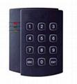 08F Proximity Card and PIN keyboard Reader