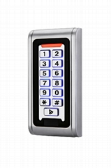 Stand alone metal access control