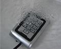 waterproof metal keypad reader MR001