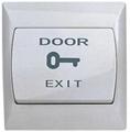 Plastic Exit Button B01