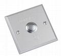 Aluminum alloy Push button B02