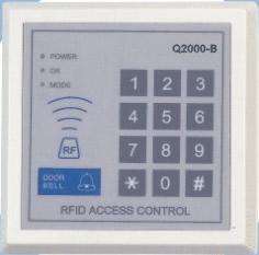 Q2000-B Proximity Card Access Control