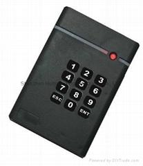 Access control security system,offline program operation,1600pcs card capacity