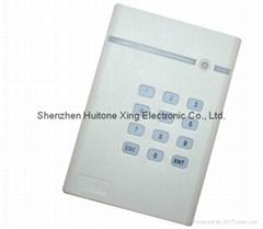 Q2008-C2 EM-ID or Mifare Standalone Keypad Access Control