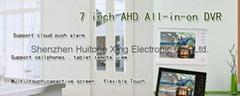 H.264 4ch Dvr Combo Cctv Camera Kit