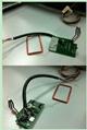 5-10cm 125 KHz or 13.56 MHz RFID reader module,wiegand 26 or 34 protocol