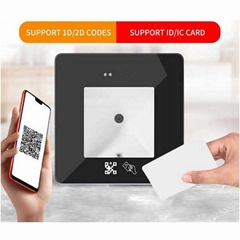 TCP.IP Qr Reader Access Control Qr Two Dimension Code Scanner (Hot Product - 1*)