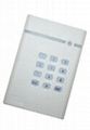 204A(B) 5 to 10 cm 125 KHz or 13.56 MHz PIN keyboard reader