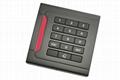 302A (B) 125 KHz or 13.56 MHz PIN keyboard reader
