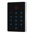 Factory price RFID touch Screen Standalone Access Controller in Access Control
