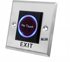 Emergency Door Release Switch Access control No Touch exit Switch Button
