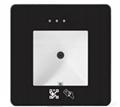 Outdoor Access Control QR Code RFID Reader RS232 125KHZ EM Reader QR Scanner