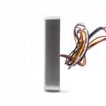 RS232 125khz Wiegand QRcode Reader Gate EM Door Access RFID QR Code Reader