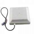 5 Meters Outdoor UHF Long Range Reader For Parking / Gated Communities