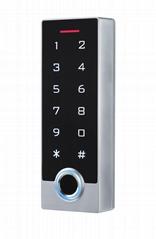 Keypad Fingerprint Access Control