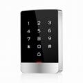 Digital backlit touch keypad
