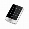 Digital backlit touch keypad Multi-function standalone access controller