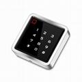 Metal case anti-vanda  standalone access controller and reader