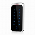 Multi-function standalone access controller,card, pin or card + pin access