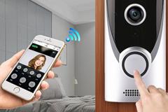 HD Wifi PIR sensor Video