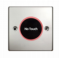 Touch sensitive access control switch EOP12
