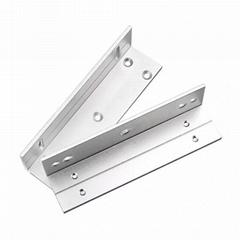 ZL Bracket For Inward Doors 280Kg magnetic lock