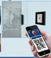ER80 QR Code Access Card Reader work