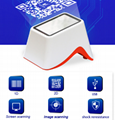 mobil payment Pos Terminal 2d qr barcode scanner for android/ iso/ linux