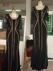 new style evening dress