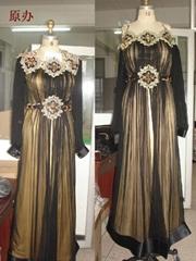 2014 new model evening dress