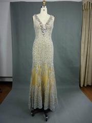 fashion new style evening dress