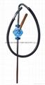 Semi-Rotary hand wing pump