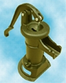 hand -pressed water pump