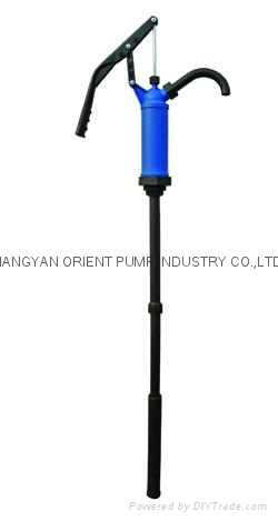 Chemical Hand lever Pump 1