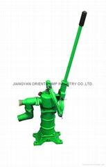 手压水水泵