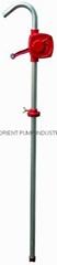 vane hand rotary oil pump
