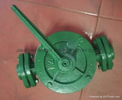 semi rotary hand wing pump