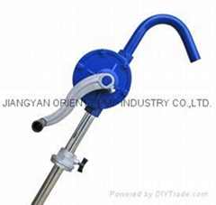 Aluminum hand oil pump